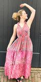 Bohemian Dress Pink_
