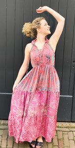 Bohemian Dress Pink