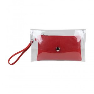 TRANSPARANT BAG ROOD